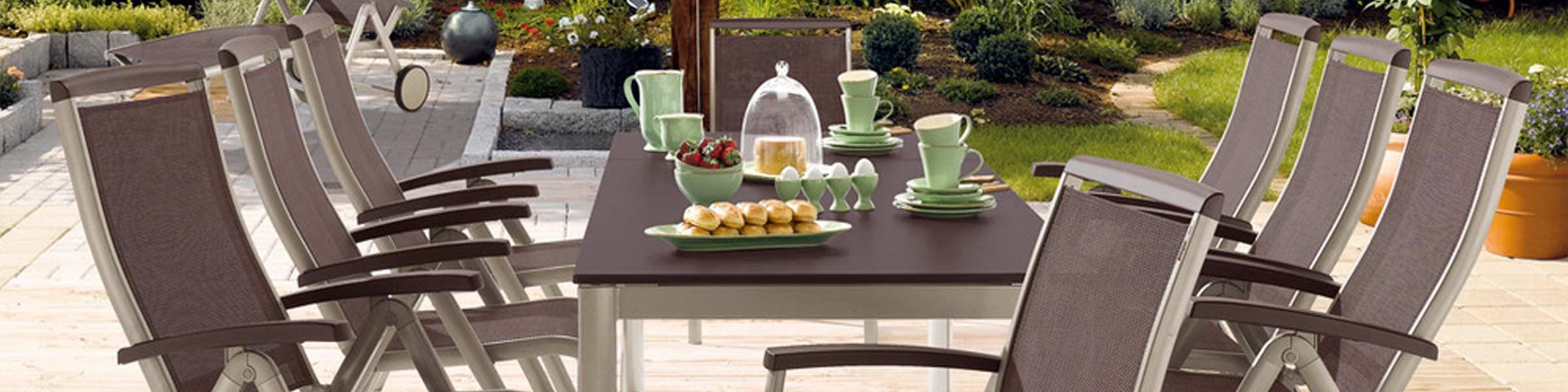 sieger gartenm bel jetzt bequem bei dehner kaufen dehner. Black Bedroom Furniture Sets. Home Design Ideas